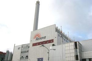 Pilotprojektet kring zinkåtervinning genomfördes hos Renova, Sävenäs. Bild: Renova