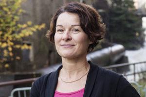 Jenny Sahlin ena projektledaren projektet Polcirkeln