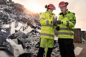 Stena Recycling bäst i branschen på hållbarhet