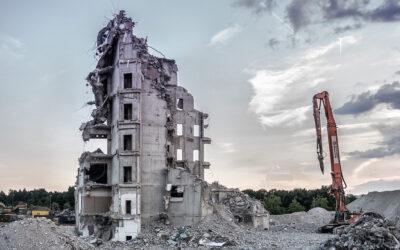 På väg att öka återvinningen av bygg- och rivningsavfall
