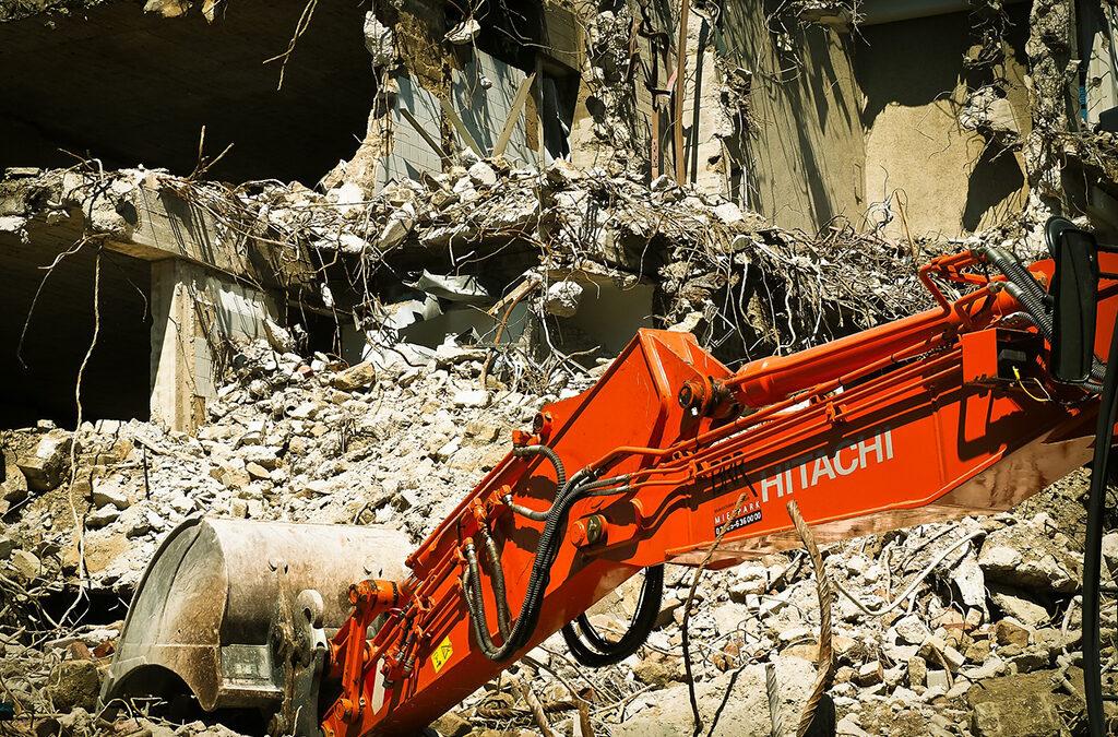 Pre-demolition waste audits – rivningsinventeringar